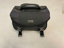 Nikon Deluxe Digital SLR DSLR Camera Bag Case -Gray- FREE SHIPPING