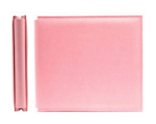 We-R-Memory Keepers Classic Leather 12x12in Album Pretty Pink Albums Made Easy