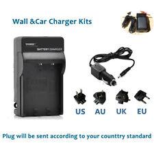 Battery Charger For Canon ZR850 ZR900 ZR930 ZR950 ZR960 HV20 HV30 HV40 HG10