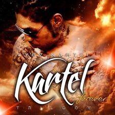 Kartel Forever: Trilogy - Vybz Kartel (2013, CD NIEUW)3 DISC SET