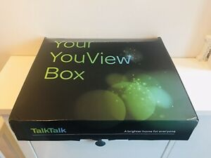 TalkTalk Youview Huawei DN370T Freeview 320GB HDD PVR Recorder Set Top Box