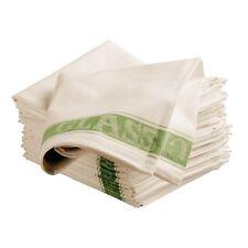 """5 x VOGUE vetro PANNO VERDE PER CUCINA Dish Cloths tessile 30 """"X 20"""" Tea asciugamani"""