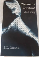 50 Sombras de Grey by E. L. James Spanish Physical book