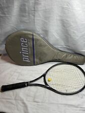 New listing PRINCE GRAPHITE COMP XB OVERSIZED WIDEBODY GRIP TENNIS RACQUET W/  CASE
