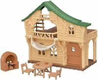 SYLVANIAN FAMILIES LAKESIDE LODGE KIDS TOY