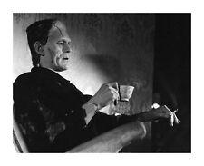 Even Monsters Need a Break Photograph Print PosterMovies Frankenstein 11×14