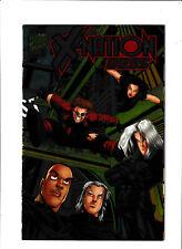 X-Nation #1 VF 8.0 Marvel Comics Foil Cover 1996 Humberto Ramos X-Men 2099