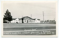 2 Diff Vintage Canadian Postcards: MOTEL - Sherbrooke Street [MONTREAL]