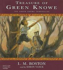 USED (GD) Treasure Of Green Knowe [UNABRIDGED] (The Green Knowe Chronicles) (Gre