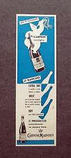 K014 - Advertising Pubblicità - 1953 - CARPENE' MALVOLTI , PER IL CARNEVALE