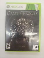 Game Of Thrones for Xbox 360 Fast Shipping!