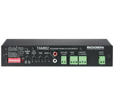 NEW Bogen Telephone Access Module with Power Supply TAMB2PS