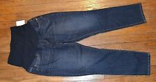 Motherhood Secret Fit Belly Jeans Oh Baby Brand Cropped Capri New with tags