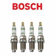 Fits Audi 90 Quattro Volkswagen Golf Scirocco Set of 4 Spark Plugs Bosch F6DTC