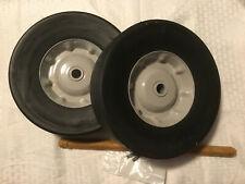 OEM Husqvarna 539007210 Bluebird Aerator Front Wheels