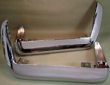 Rear Bumper Set,C3 Corvette 1968,69,70,71,72,73,Pair,New Repro