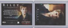 The Twilight Saga Eclipse Series 2 Riley G-3 Trading Card