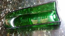 Jagermeister Jager Bottle Hand Cut into Snack Dish Spoon Holder or Ashtray