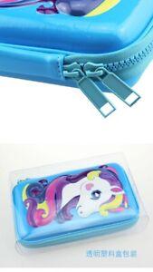 Kids EVA Unicorn Design Stationery Multifunctional Pencil Case