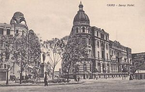 EGYPT - Cairo - Caire - Savoy Hotel