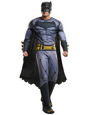 "Batman v Superman Mens Deluxe Batman Costume,Std,CHEST 44"",WAIST 30-34"",LEG 33"""
