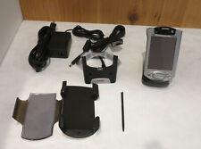 Serviced Hp Compaq iPaq Handheld Pocket Pc H3950 Pda 400Mhz 64Mb Usb Serial Dock