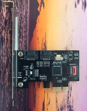 Syba SD-SA2PEX-2IR SIL3132 SATA PCIe SATA2 RAID Controller