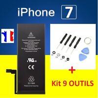 BATTERIE INTERNE NEUVE DE REMPLACEMENT + KIT 9 OUTILS  pour  IPHONE 7