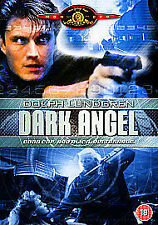 DARK ANGEL DOLPH LUNDGREN ACTION SCI FI MATHIUS HUES THRILLER OOP NEW SEALED