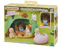 Sylvanian Families Cute secret house set Epoch From Japan