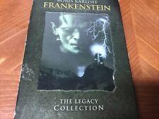 Boris Karloff FRANKENSTEIN The Legacy Collection