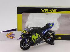 "Minichamps 122183946 # Yamaha YZR-M1 Moto GP 2017 Test "" Valentino Rossi "" 1:12"