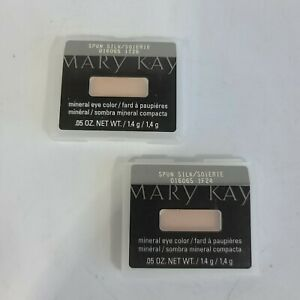 Mary Kay Mineral Eye Color Spun Silk (016065). NEW Qty 2.