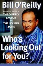 Book * Bill O'Reilly- Who's Looking Out For You? The No Spin Zone HB 2003 Gift