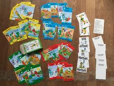 JEU DE CARTES LES 4 SAISONS DES GUM S tranchand  60 cartes + boite