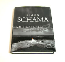Simon Schama A History of Britain Hardcover 2000 First Edition