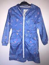 Marks & Spencer's  MAC Raincoat Age 9/10 Hooded Girls School