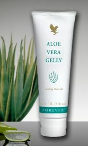 Forever Living Aloe Vera Gelly 118ml - UK - Free Fast Postage (Expiry Date 2024)