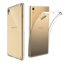 Pour Sony Xperia XA1 ULTRA Coque Etui Gel Silicone Tpu Lisse Transparent