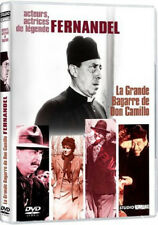 Don Camillo's Last Round NEW PAL Classic DVD Fernandel