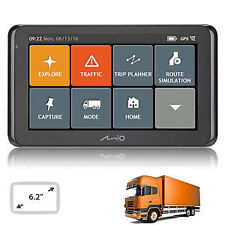"New Mio Spirit 8670LM Truck 6"" GPS Sat Nav TRUCK HGV Lorry TomTom UK Europe"
