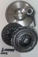 FLYWHEEL, CLUTCH KIT AND CSC, ALL BOLTS FOR A VW GOLF 1.9TDI 1.9 TDI 130 ASZ