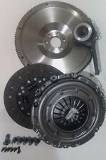 FLYWHEEL, CLUTCH KIT AND CSC, ALL BOLTS FOR A VW GOLF 1.9TDI 1.9 TDI 130 ASZ