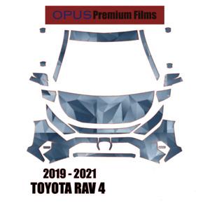 Xpel for Toyota Rav 4 2021 *PPF* Custom order