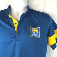 Sri Lanka Cricket Lions Jersey Medium Mens Slc 2003 Officially Licensed Souvenir