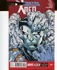 AMAZING X-MEN #10 - CARLO BARBERI COVER - MARVEL NOW! - 2014
