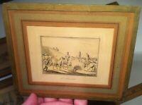 Jean Duplessis Bertaux (1747-1819) Set of (6) Prints 1800s