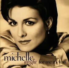 Michelle Wright - For Me It's You CD +FREE P&P
