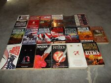 WILLIAM JOHNSTONE~62 BOOK COLLECTION~ENTIRE ACTION~ADVENTURE BIBLIOGRAPHY