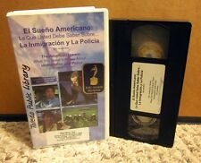 EL SUENO AMERICANO immigration advice VHS avoiding deportation US Residency